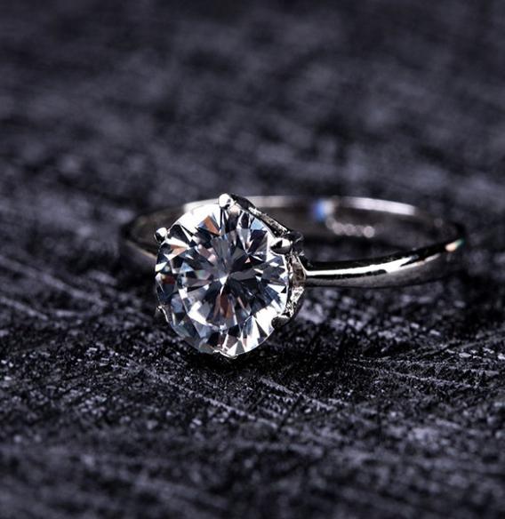 天合典当带你了解钻石净度